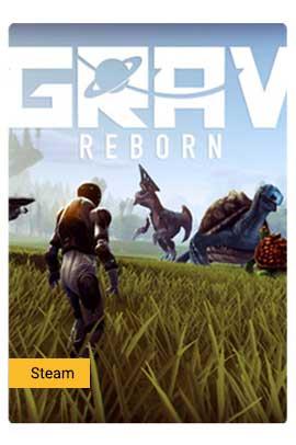 GRAV (Early Access) - Steam