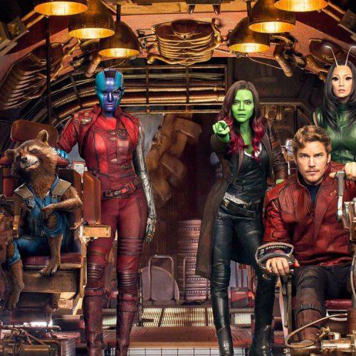 قسمت سوم فیلم Guardians of the Galaxy