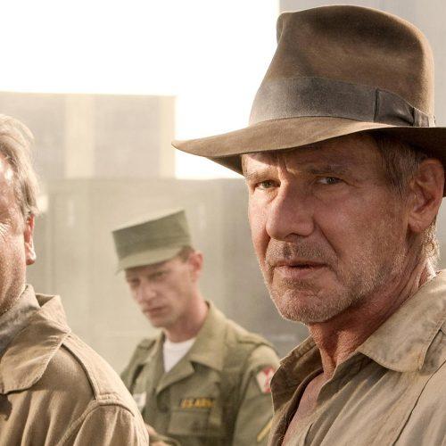 فیلمبرداری قسمت جدید Indiana Jones