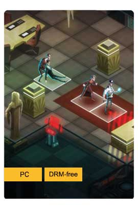 Invisible, Inc - DRM_Free