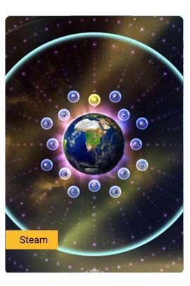 Luna's Wandering Stars - Steam