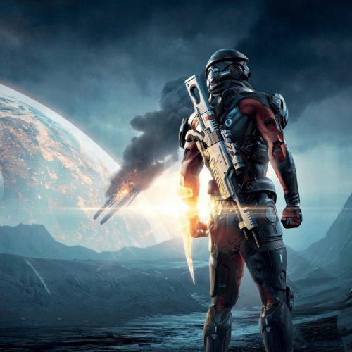 نویسندهی سری Mass Effect