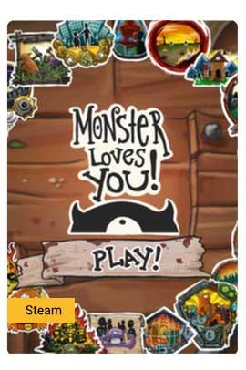 Monster Loves You - Steam