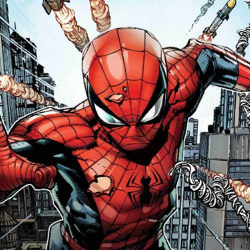 سری جدید Non-Stop Spider-Man