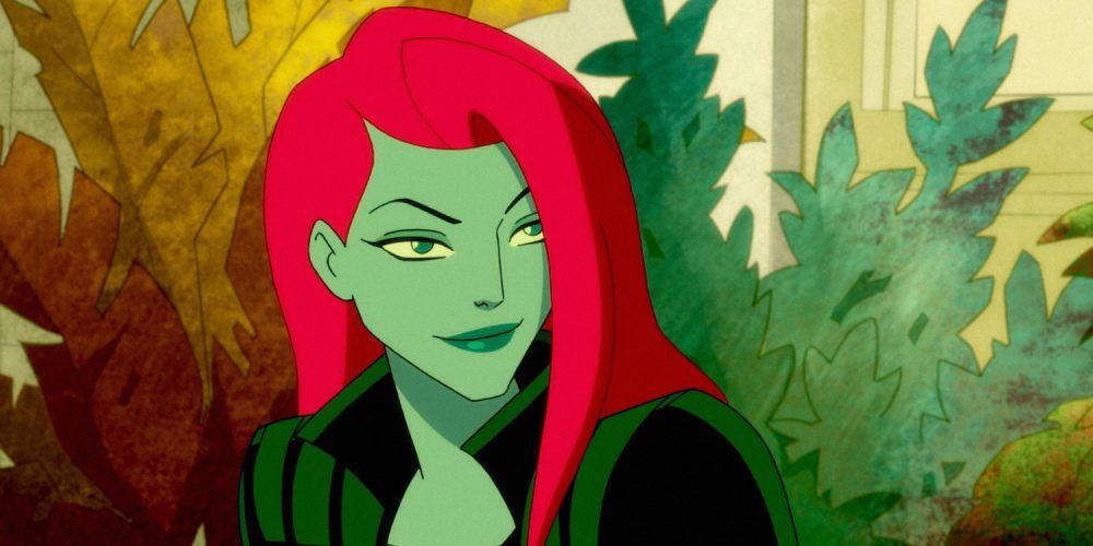 مارگو رابی حضور Poison Ivy
