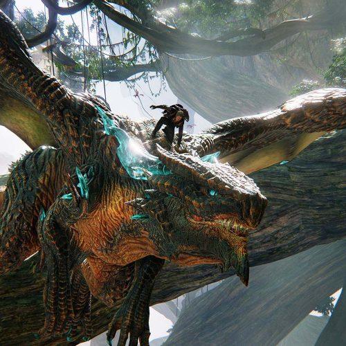 توسعهی مجدد بازی Scalebound