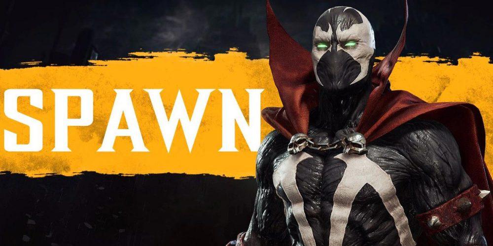 Spawn در بازی Mortal Kombat 11