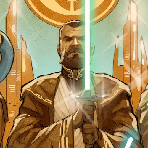 رمانهای Star Wars: The High Republic
