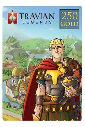250 سکه طلا بازی تراوین