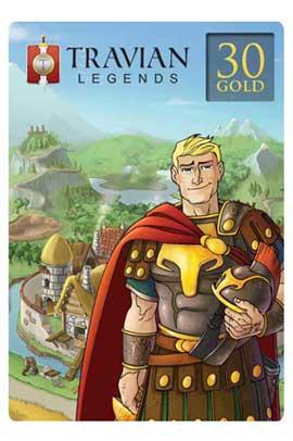 30 سکه طلا بازی تراوین