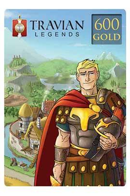 600 سکه طلا بازی تراوین