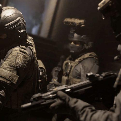 نقشهی کلاسیک Call of Duty
