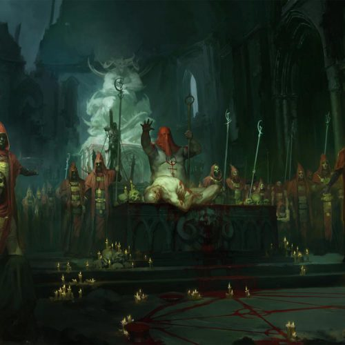 نسخهی پیسی Diablo IV