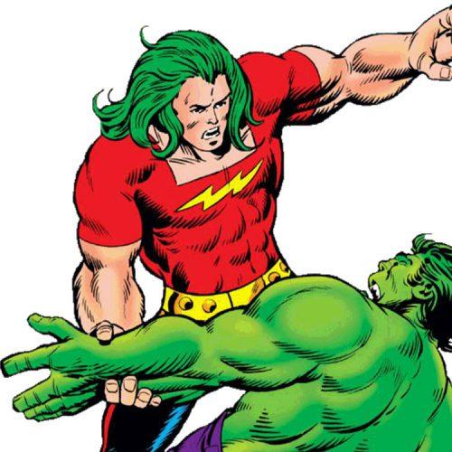 شخصیتهای فیلم The Incredible Hulk