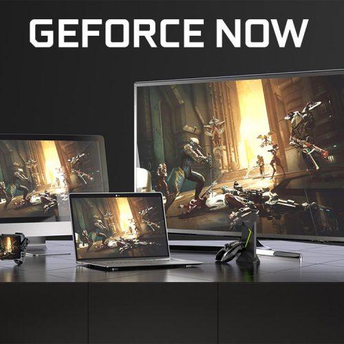 ثبتنام در GeForce Now