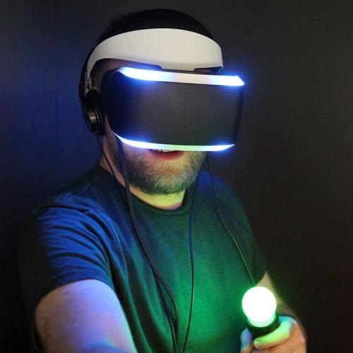 پلیاستیشن VR جدید