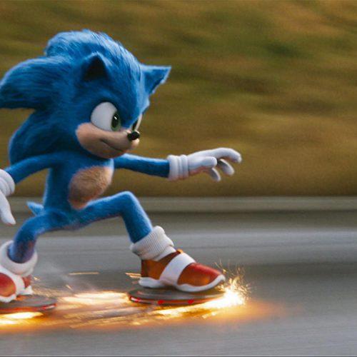 افتتاحیهی فیلم Sonic the Hedgehog