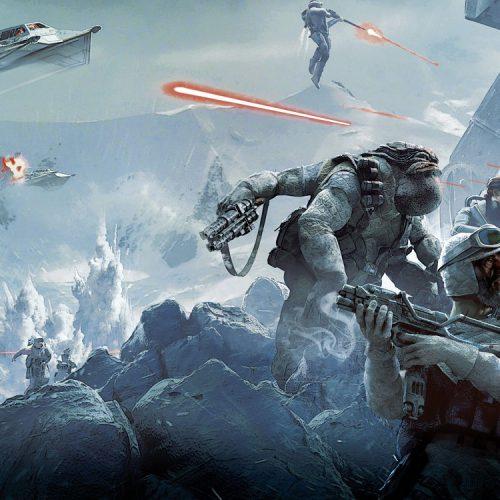 نسخهی فرعی بازی Star Wars Battlefront