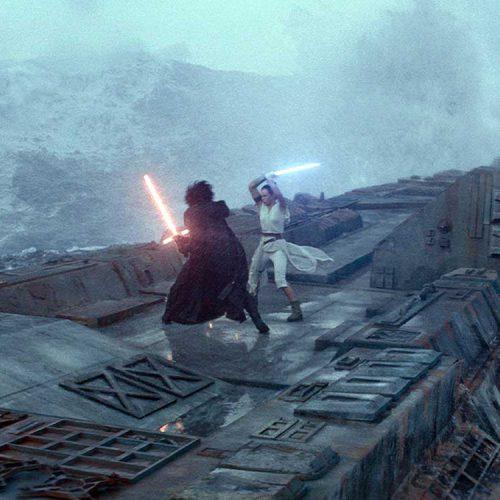 پایان Star Wars: The Rise of Skywalker