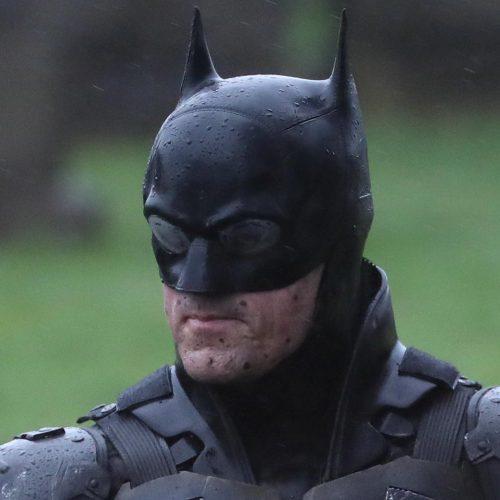 پشت صحنهی فیلم The Batman