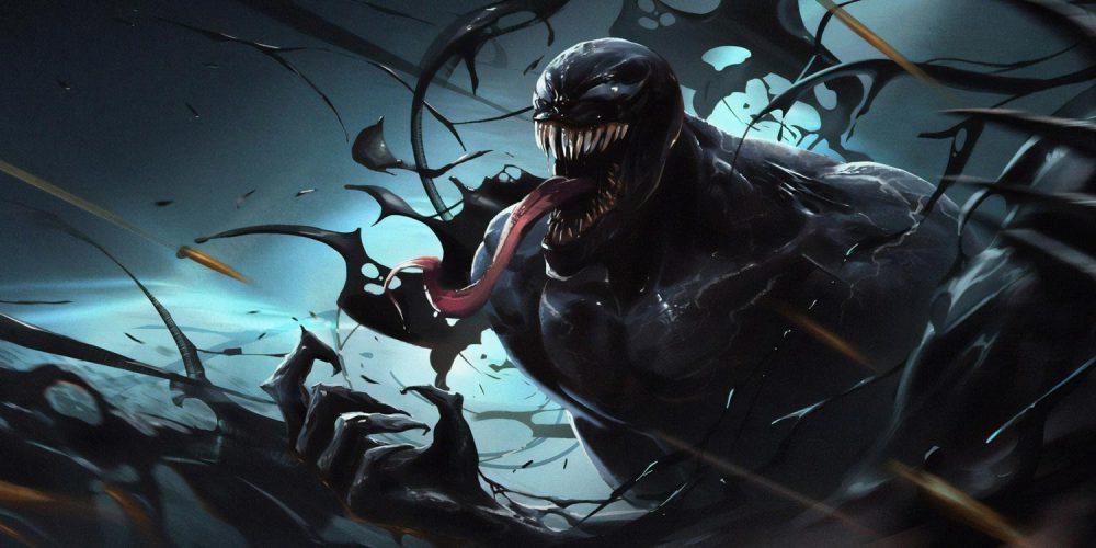 پشت صحنهی فیلم Venom 2