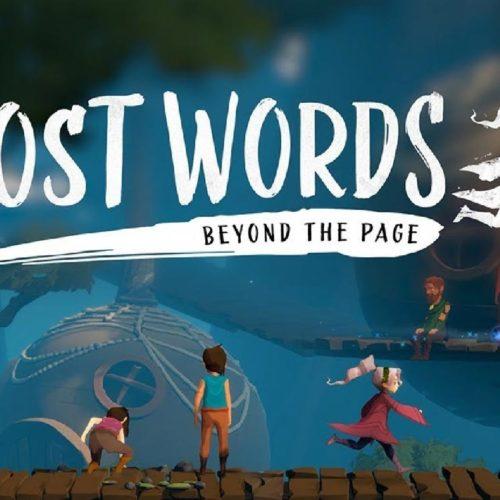 بازی Lost Words گوگل استادیا