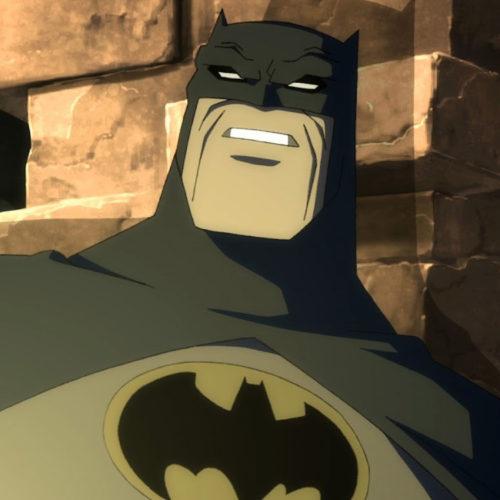 اقتباس سینمایی The Dark Knight Returns