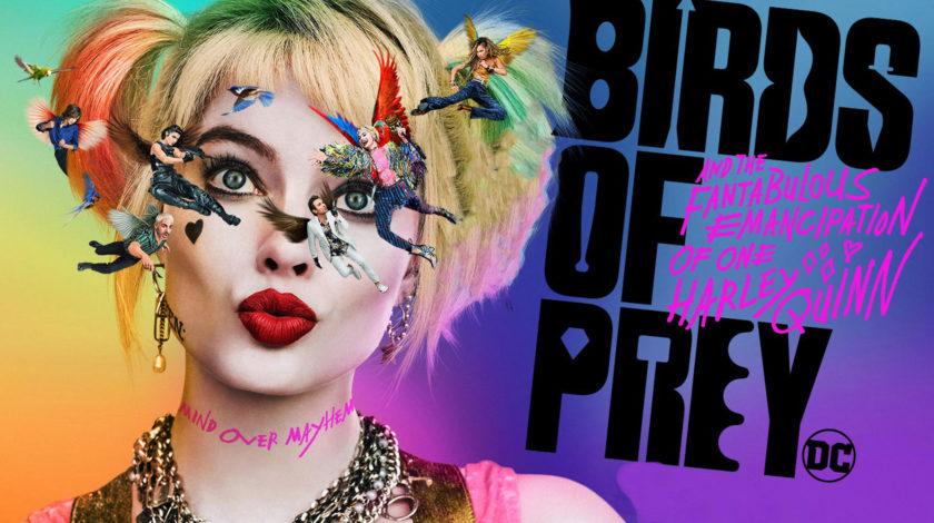 بررسی فیلم Birds of Prey - پرندگان شکاری