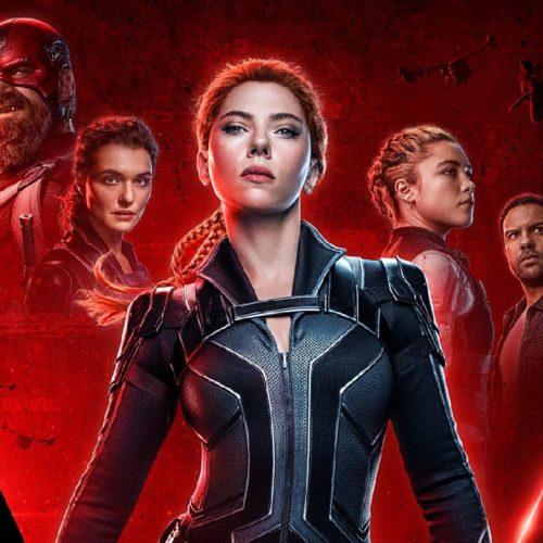 آخرین تریلر فیلم Black Widow