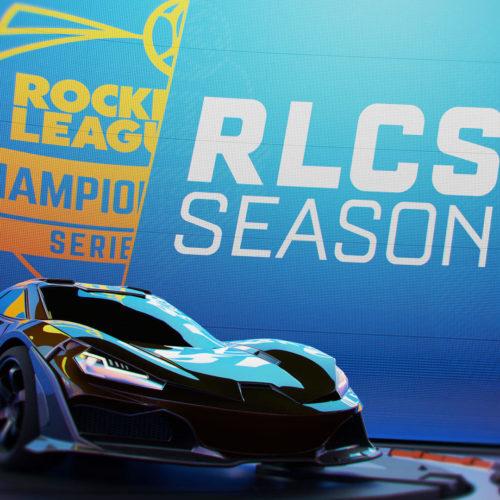 فصل نهم مسابقات Rocket League