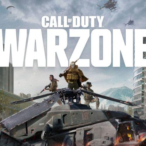 بازی بتل رویال Call of Duty: Warzone