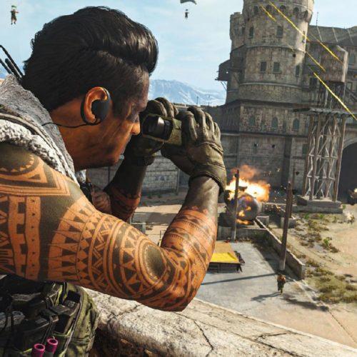 اشتراک پلاس Call of Duty: Warzone
