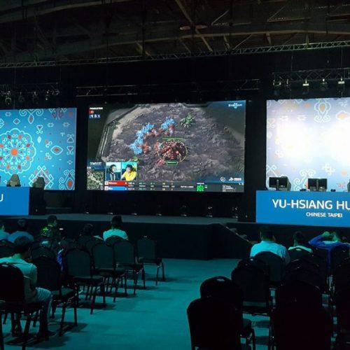 ورزشهای الکترونیک AIMAG 2021