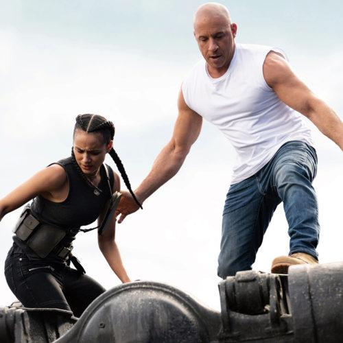 اکران فیلم Fast & Furious 9