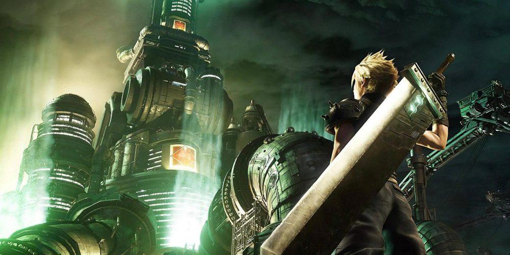 مراحل ساخت بازی Final Fantasy 7 Remake
