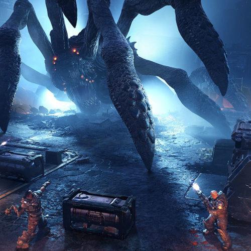 سیستم مورد نیاز بازی Gears Tactics