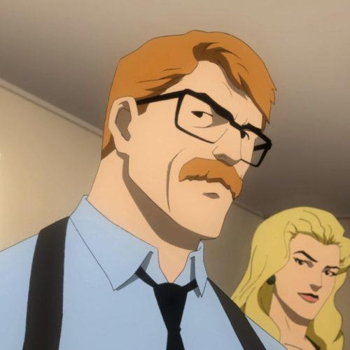 جیمز گوردون در The Batman