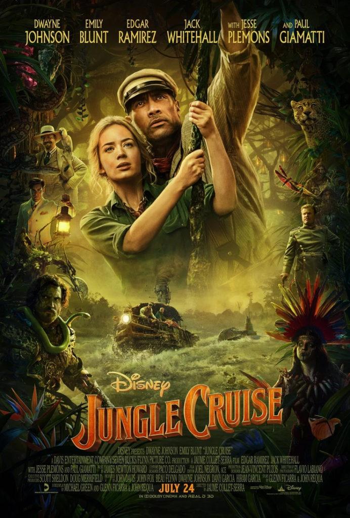 دومین تریلر Jungle Cruise