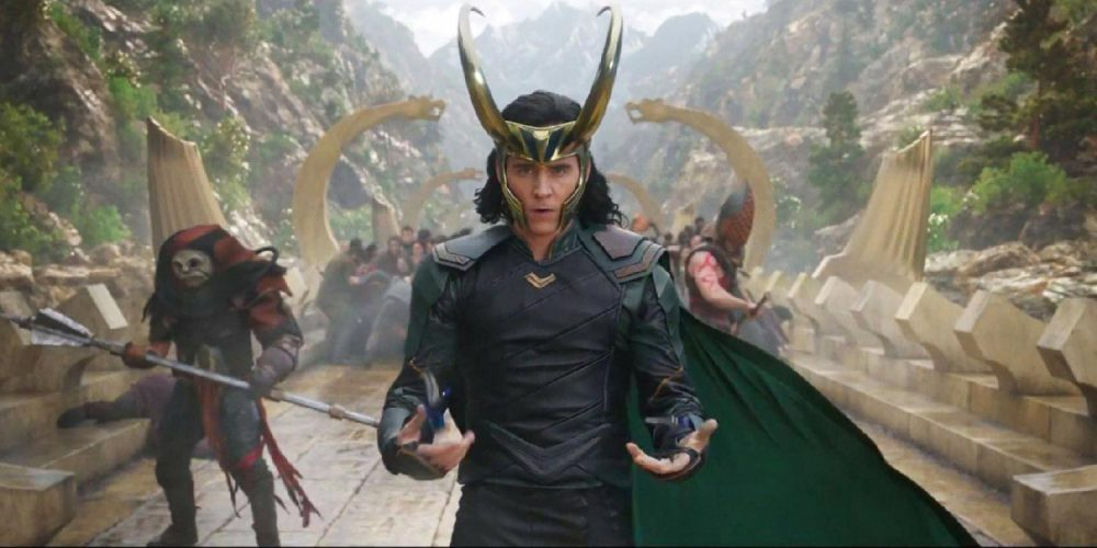 تصاویری از سریال Loki