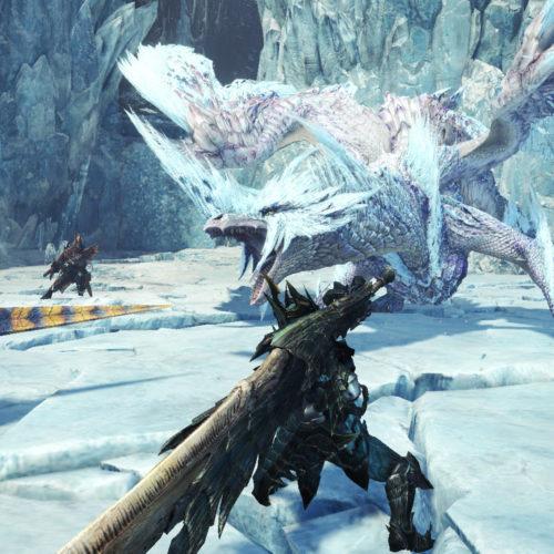سومین بهروزرسانی Monster Hunter World: Iceborne
