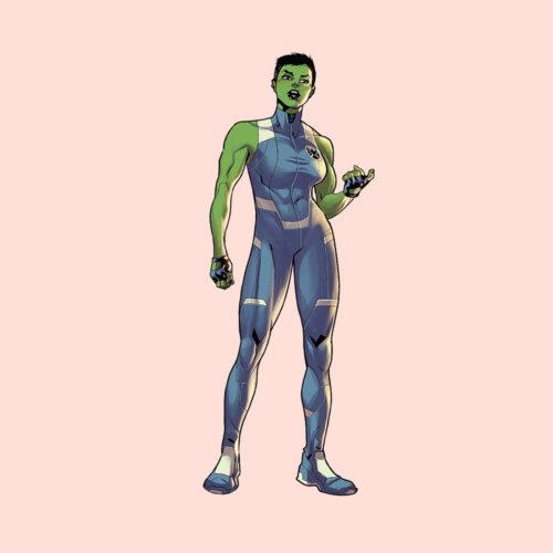 شخصیتهای سریال She-Hulk