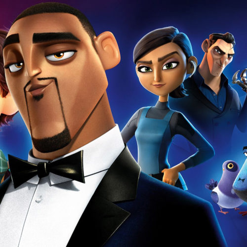 انیمیشن Spies in Disguise