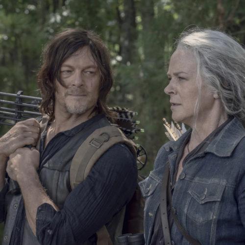 قسمت پایانی فصل دهم The Walking Dead
