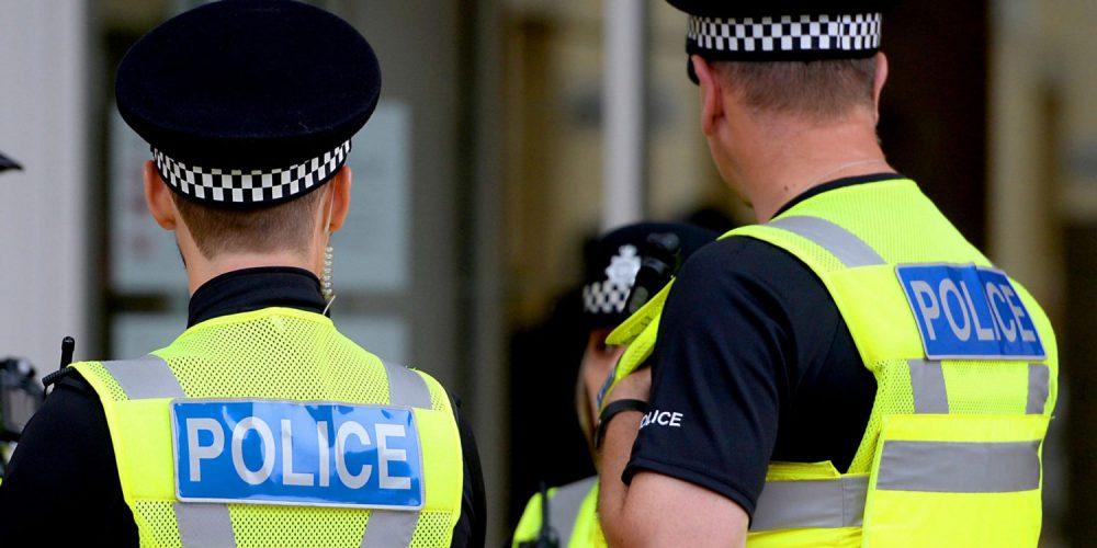 پلیس انگلیس هوش مصنوعی