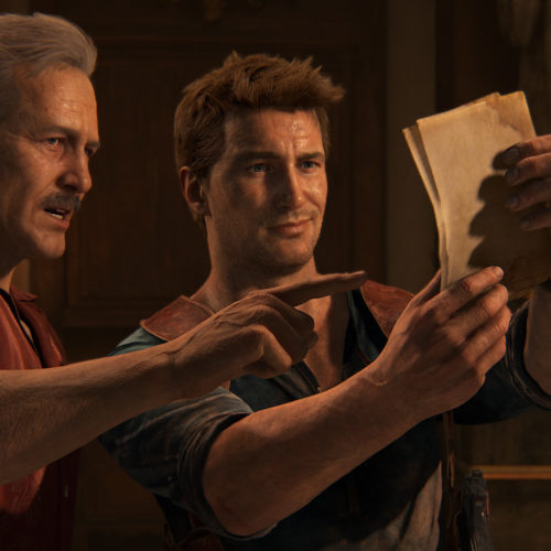 تولید فیلم Uncharted