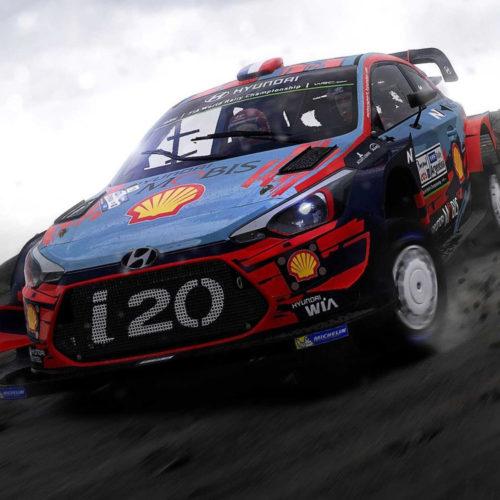 بازی اتومبیلرانی WRC 9