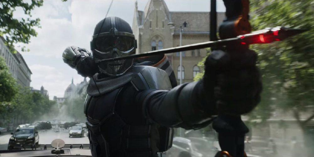 Taskmaster فیلم Black Widow