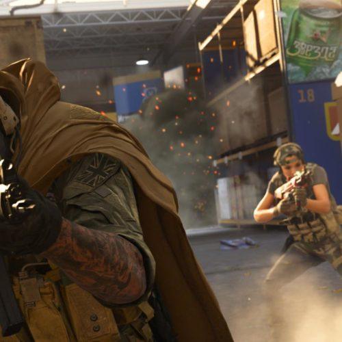 نام بخش بتل رویال COD: Modern Warfare