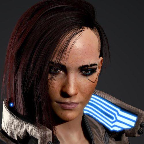 شخصیت V در Cyberpunk 2077