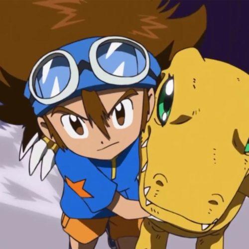 ریبوت فرنچایز Digimon